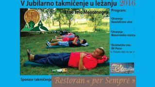 In Montenegro hanno indetto un campionato di pigrizia
