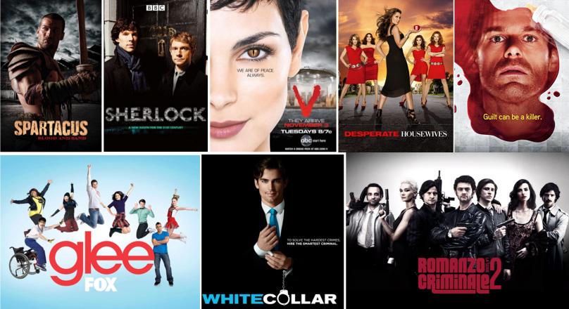 Le 3 migliori serie tv per imparare l'Inglese