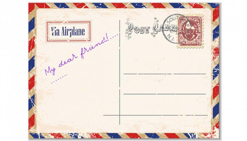 Australia, la cartolina arriva a destinazione 50 anni dopo