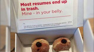 Il curriculum nella scatola di dolci. L'idea vincente per trovare lavoro