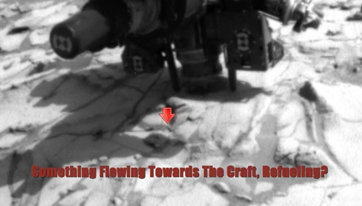 C'è vita su Marte: ecco il video della Nasa che lo dimostrerebbe