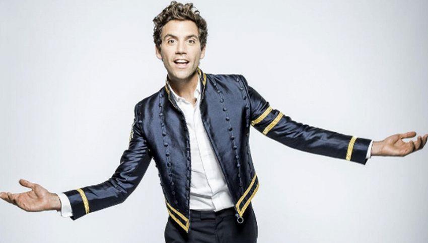 Mika ospite a Che Tempo che Fa per presentare il nuovo show