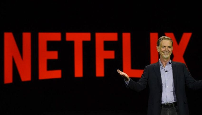 Netflix, il futuro della tv è una pillola da ingoiare