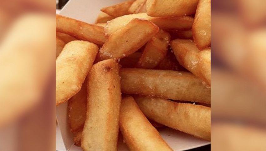 Le patatine fritte più care al mondo