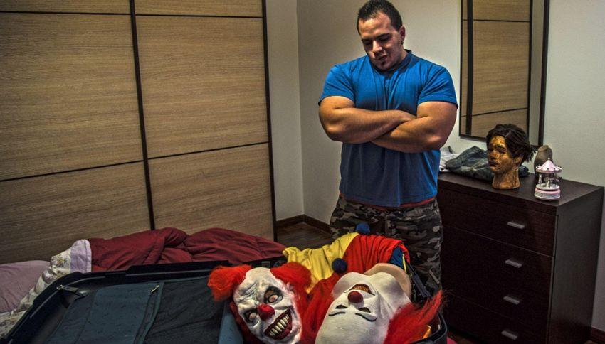 Dietro i clown che stanno terrorizzando gli USA, c'è un italiano