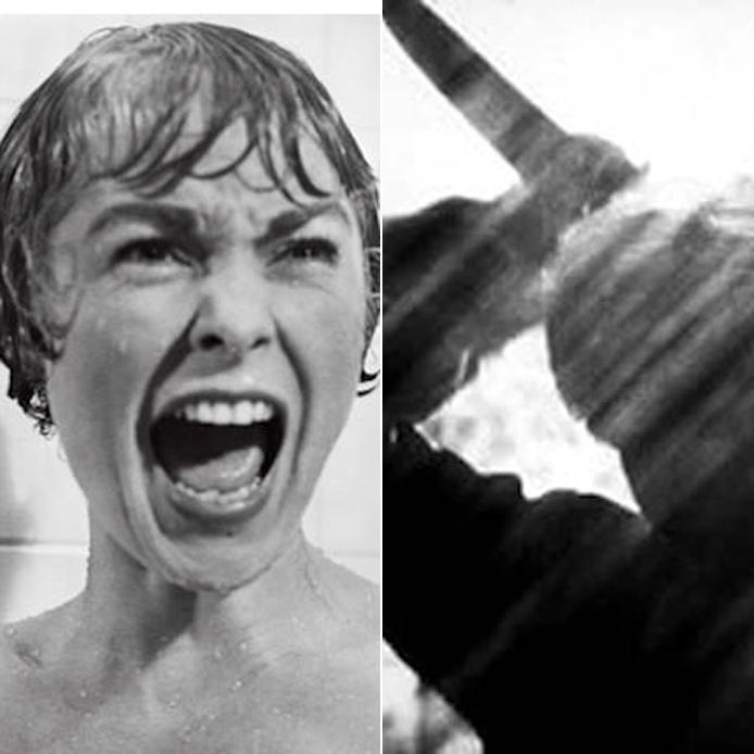 1. Psycho, la scena della doccia terrorizza ancora oggi