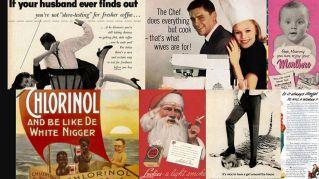 Sessiste, razziste, politicamente scorrette: le pubblicità anni '50