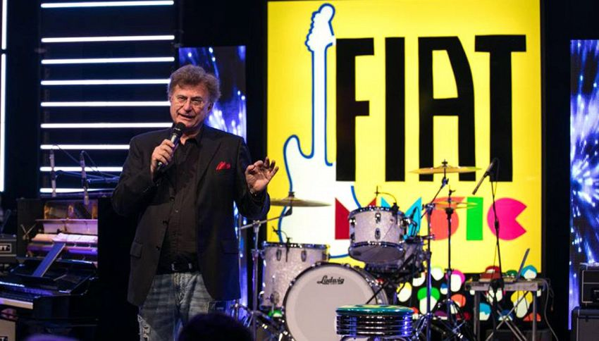Red Ronnie sfida X-Factor: ecco il nuovo talent show 'Fiat Music'