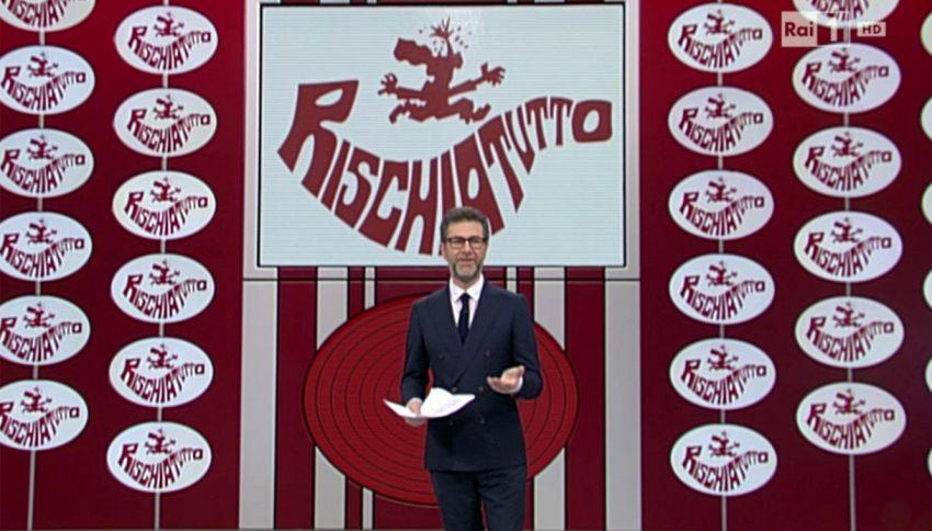 Ritorna un mito della tv italiana: ecco il 'Rischiatutto' di Fabio Fazio