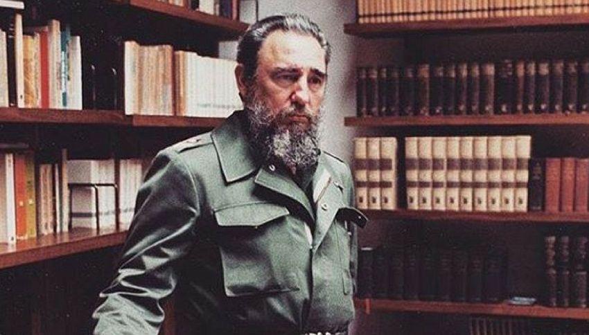 10 cose che non sapete su Fidel Castro