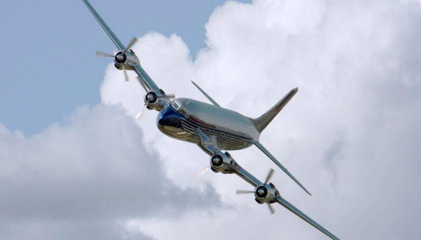 Quanto carburante consuma un aereo di linea? Lo sapevate che ..