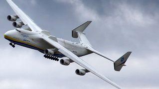 I 20 aerei più grandi del mondo progettati e costruiti dall'uomo