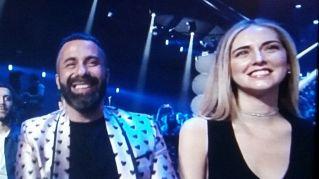 Chiara Ferragni a X Factor per Fedez: gelosa di una concorrente?