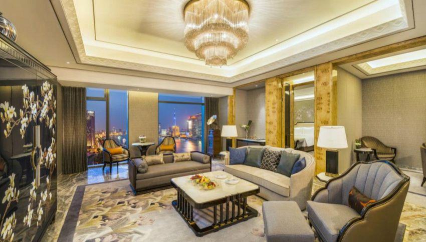 Hotel da 7 stelle in Cina, il nuovo lusso ha pavimenti di giada e arredi esagerati