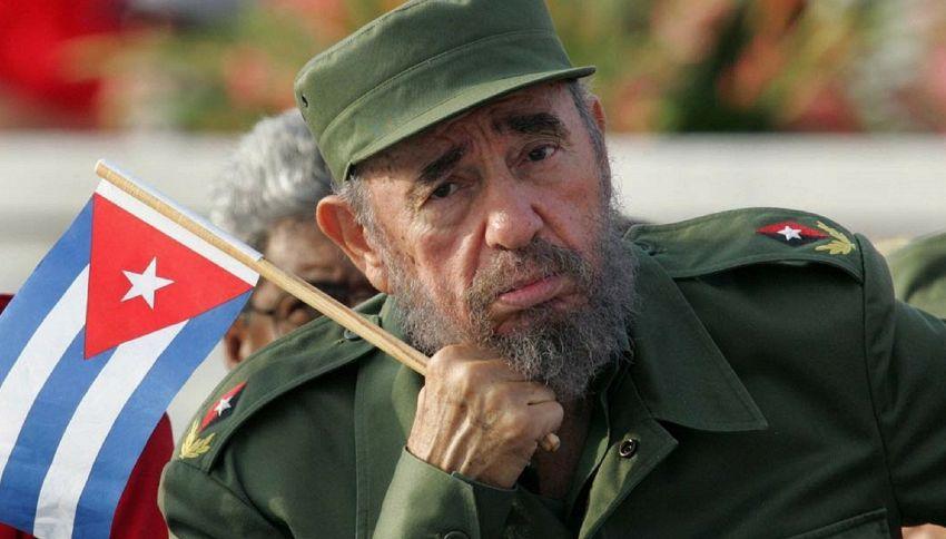 Morto Fidel Castro, leader della rivoluzione a Cuba