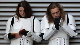 Elstree 1976: un film svela i veri volti degli stormtrooper di Star Wars