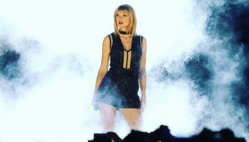 Il messaggio misterioso di Taylor Swift: cosa significa?