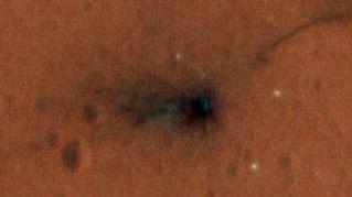 L'Agenzia Spaziale mostra in foto che fine ha fatto la sonda italiana Schiapparelli