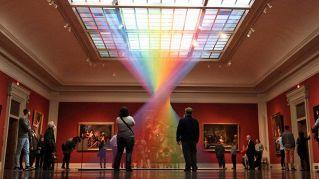 Il museo che ha catturato l'arcobaleno