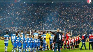 Feyenoord, quando il tifo si trasforma in affetto