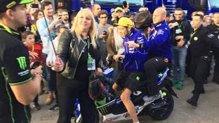 Chi è Ana Cabanillas Vazquez, la donna che vuole denunciare Rossi