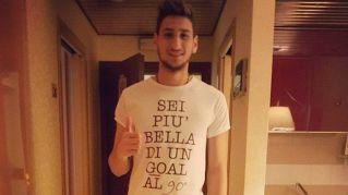 Gigio Donnarumma: la maglietta profetica indossata prima del derby