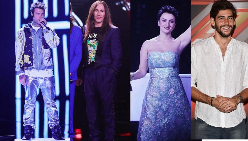 X Factor: chi veste Arisa, Agnelli, Soler e Fedez. I voti agli stilisti
