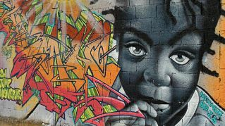 Riky boy, il nuovo idolo degli street artist