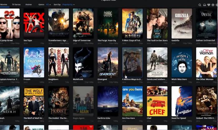 Brutte notizie per i pirati del video, 152 siti di streaming oscurati