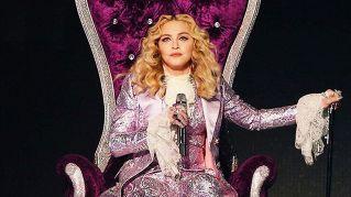 Elettore di Hillary si presenta da Madonna per avere sesso orale