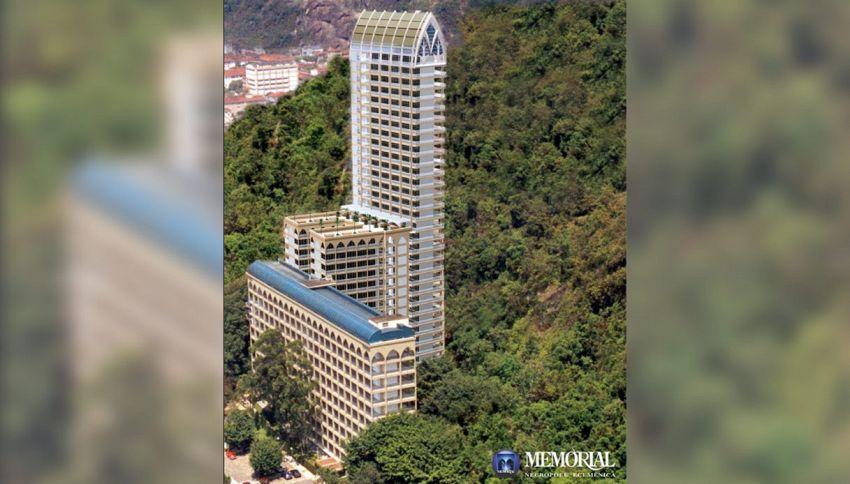 In Brasile il più grande cimitero verticale al mondo