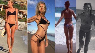 Le milf di casa nostra in bikini: quarant'anni e non sentirli