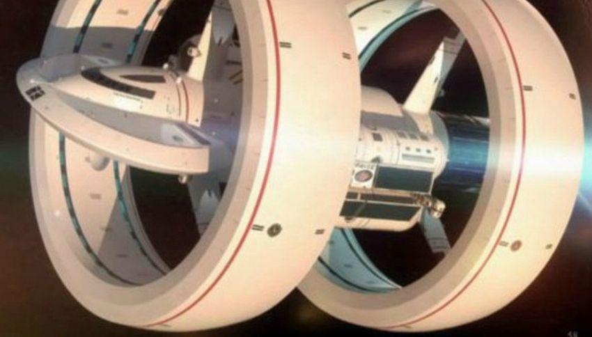 La NASA inventa il motore a curvatura e pare che funzioni