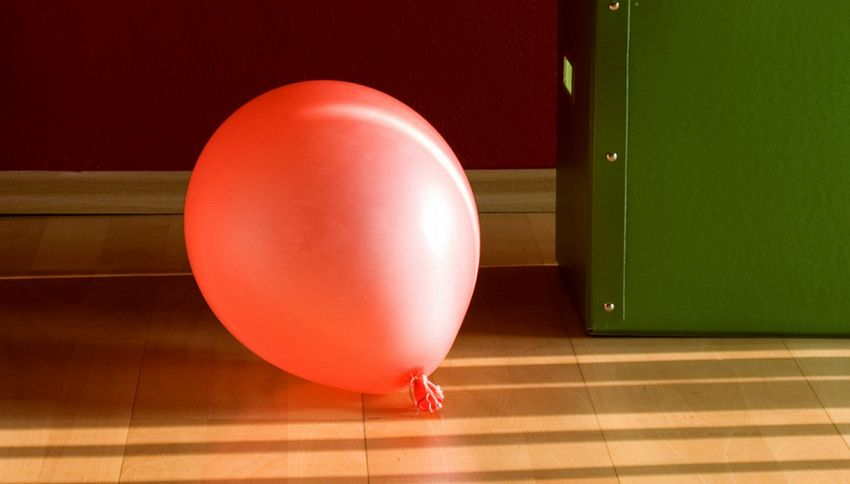 Il palloncino posseduto che si aggira per i corridoi di un ospedale