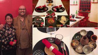 """A Piossasco il ristorante con un solo tavolo: """"Le Petit Restaurant Japonaise"""""""
