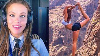 Si chiama Malin il pilota più sexy al mondo