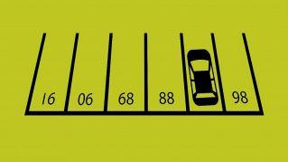Qual è il numero del posto auto in cui è parcheggiata la macchina?