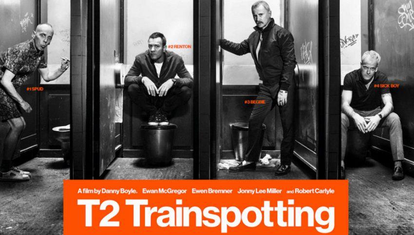È uscito il trailer di Trainspotting 2