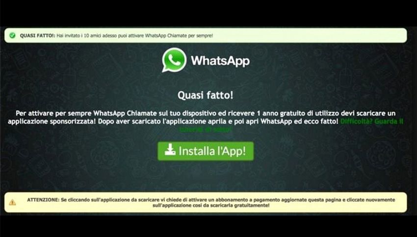 Da WhatsApp a Google: ecco le ultime truffe sul web