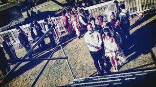 In Argentina il primo matrimonio zombie