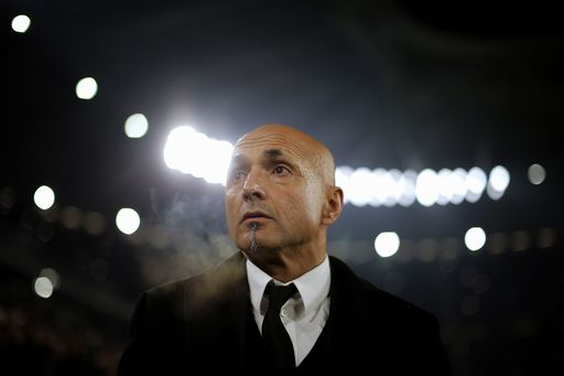 "Spalletti a France Football: ""Se non vinco me ne vado"""