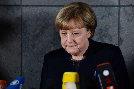 Merkel dice grazie all'Italia
