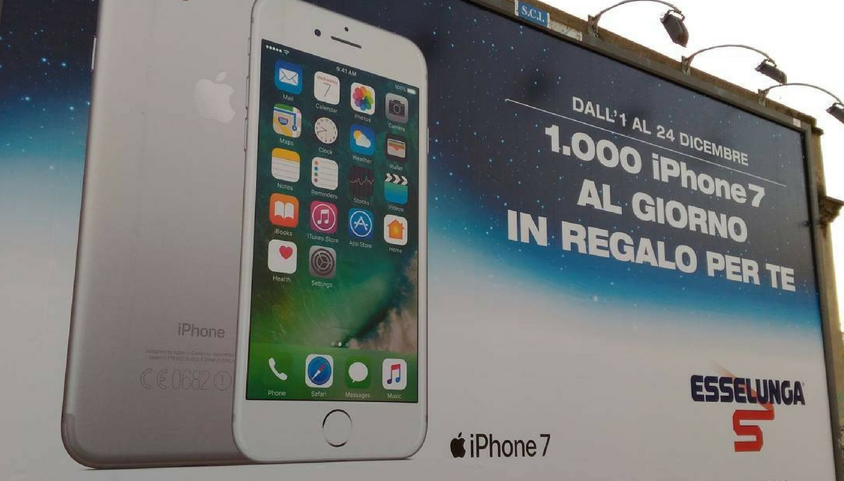 concorso iphone 7 google