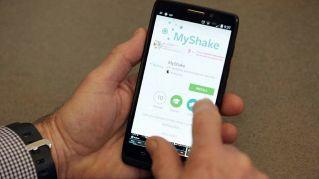 Terremoti: una app trasforma il cellulare in sismografo