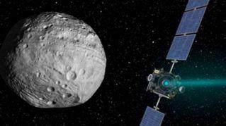 Ghiaccio nei crateri di Cerere, il pianeta nano