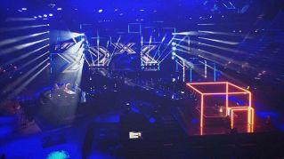 Finale X Factor 10: le prime immagini del palco