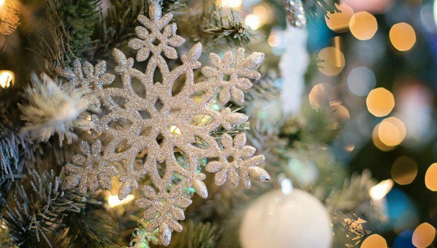 10 consigli per realizzare l'albero di Natale