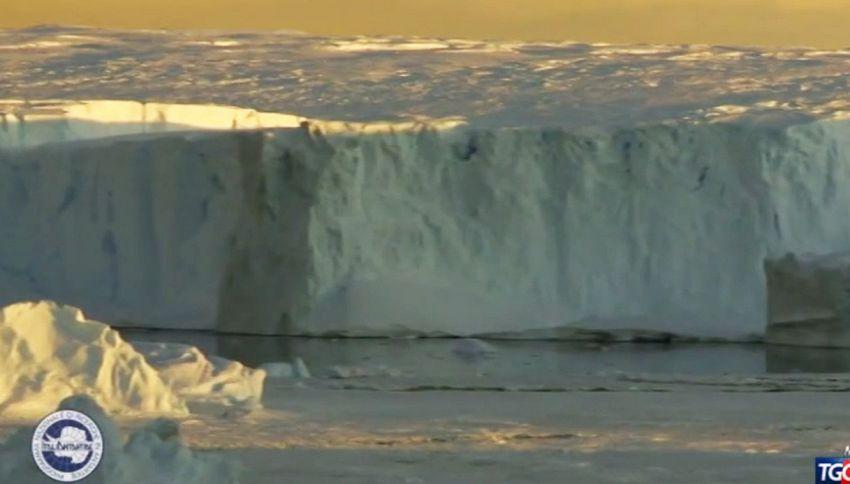 Antartide: allarme per il ghiacciaio più grande nel sesto continente