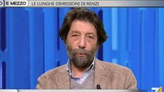 Massimo Cacciari, frase offensiva sui disabili in diretta televisiva