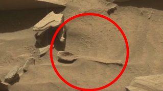 Alieni su Marte: il video della NASA è virale